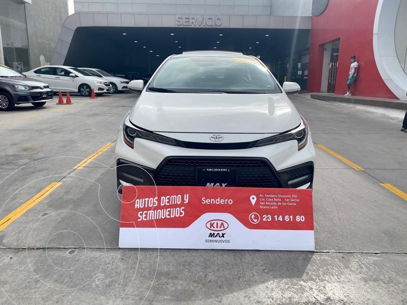 Toyota Corolla Base usado (2020) color Blanco precio $389,000