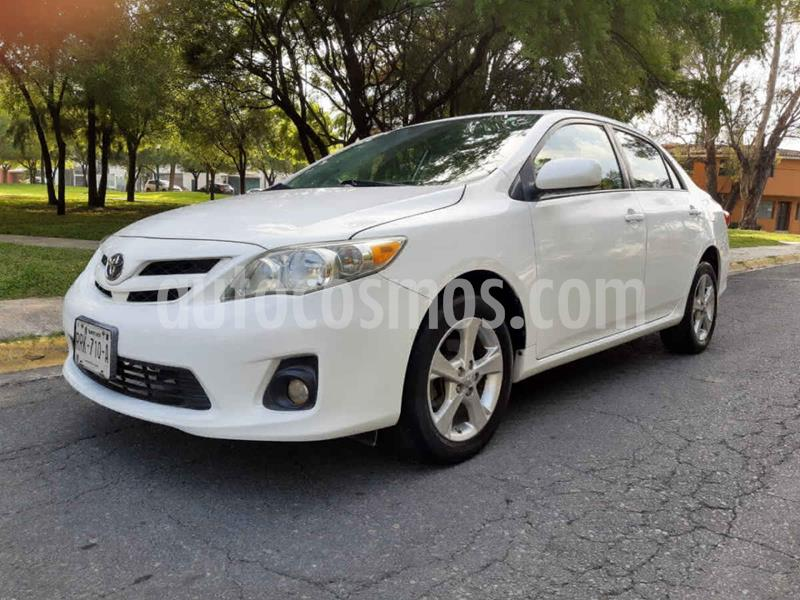 Toyota Corolla XLE 1.8L Aut usado (2011) color Blanco precio $120,000