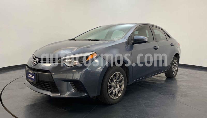 Toyota Corolla Base usado (2014) color Gris precio $164,999