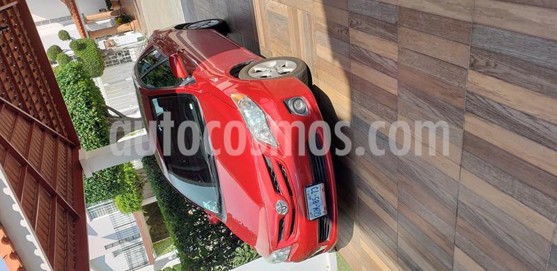 Toyota Corolla XLE 1.8L Aut usado (2012) color Rojo Mica precio $120,000
