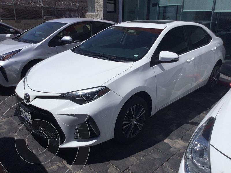 Foto Toyota Corolla S 1.8L  usado (2018) color Blanco precio $258,000