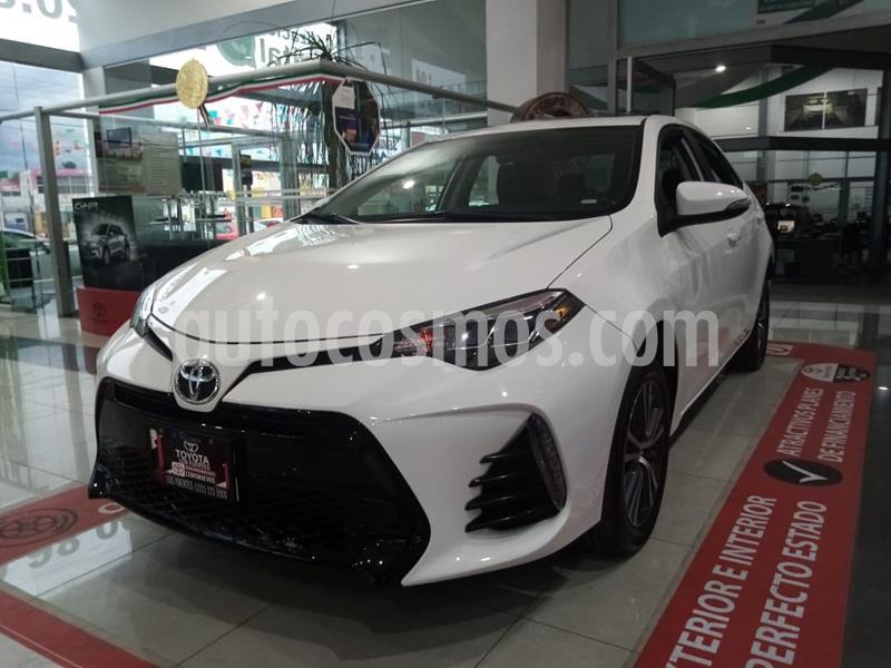 Toyota Corolla SE usado (2019) color Blanco precio $309,000