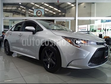 Toyota Corolla Base usado (2020) color Plata precio $315,000