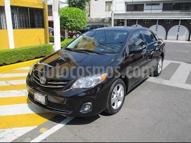 Toyota Corolla XLE 1.8L usado (2013) color Negro precio $139,900
