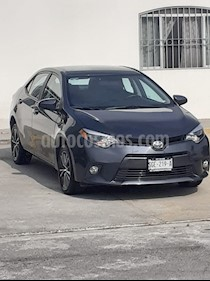 Toyota Corolla LE Aut usado (2016) color Gris precio $185,000