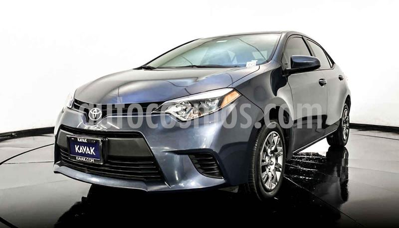 Toyota Corolla Base Aut usado (2016) color Blanco precio $204,999