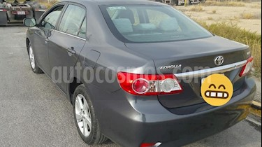 Toyota Corolla XLE 1.8L Aut QE usado (2013) color Gris precio $140,000