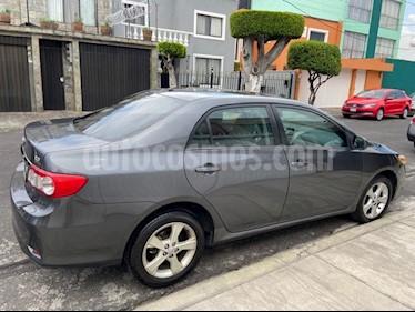 Toyota Corolla XLE 1.8L Aut QE usado (2012) color Gris Metalico precio $127,000