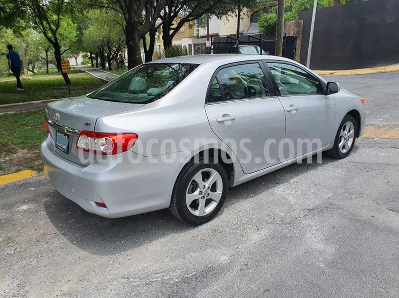 Toyota Corolla XLE 1.8L Aut usado (2013) color Gris precio $139,500