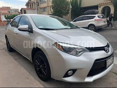 Toyota Corolla  1.6 GLI usado (2019) color Gris precio $4,200