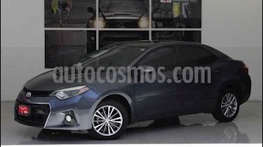 Foto venta Auto usado Toyota Corolla S Aut (2014) color Gris precio $185,000