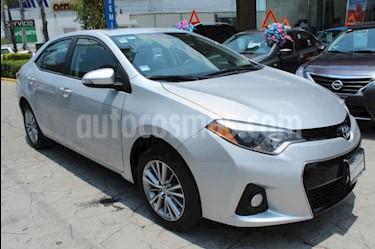 Foto venta Auto usado Toyota Corolla S Aut (2015) color Plata precio $210,000
