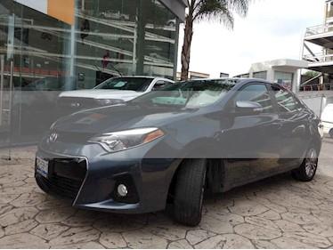 Foto venta Auto usado Toyota Corolla S Aut (2014) color Gris precio $210,000