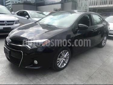 Foto venta Auto usado Toyota Corolla S Aut (2015) color Negro precio $225,000