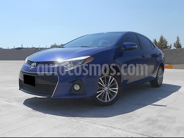 Foto venta Auto usado Toyota Corolla S Plus Aut (2014) color Azul precio $220,000
