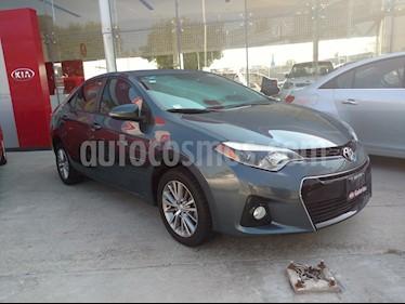 Foto venta Auto Seminuevo Toyota Corolla S Plus Aut (2014) color Verde Acero