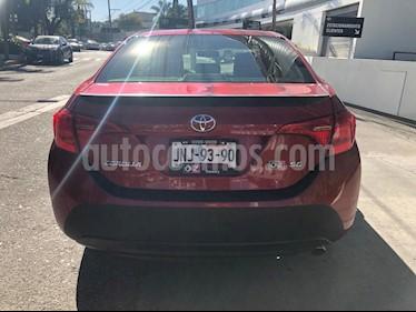 Foto venta Auto usado Toyota Corolla S (2017) color Rojo Sport precio $309,000