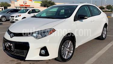 Foto venta Auto usado Toyota Corolla S (2014) color Blanco precio $177,000