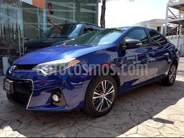 Foto venta Auto usado Toyota Corolla S (2016) color Azul precio $215,000