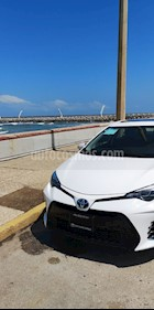 Toyota Corolla SE Aut usado (2017) color Blanco precio $260,000