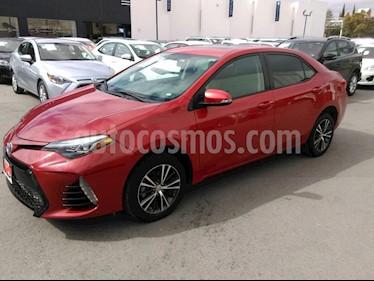 Foto venta Auto Seminuevo Toyota Corolla SE Aut (2017) color Rojo precio $259,000