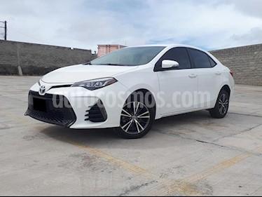Toyota Corolla SE Plus Aut usado (2018) color Blanco precio $295,000