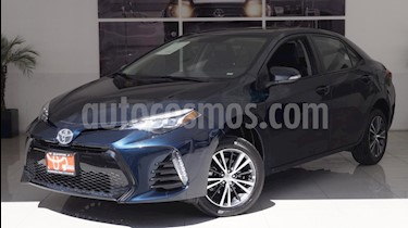 Foto venta Auto usado Toyota Corolla SE Plus Aut (2018) color Azul precio $357,604