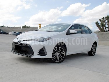Foto Toyota Corolla SE Plus Aut usado (2018) color Blanco precio $299,000