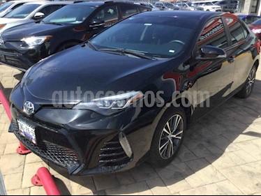 Foto Toyota Corolla SE Plus Aut usado (2018) color Negro precio $318,000