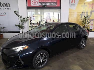 Foto venta Auto Seminuevo Toyota Corolla SE Plus Aut (2018) color Azul precio $355,000