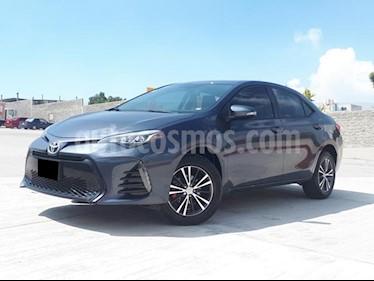 Foto venta Auto usado Toyota Corolla SE Plus Aut (2018) color Gris Metalico precio $310,000