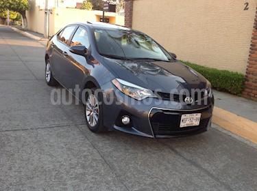 Toyota Corolla SE Plus Aut usado (2014) color Gris precio $187,500