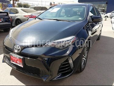 Foto venta Auto usado Toyota Corolla SE (2018) color Negro precio $299,000