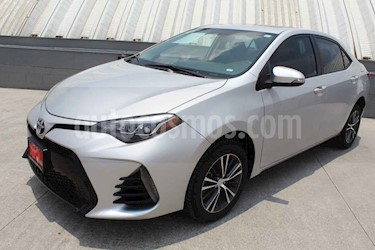 Foto venta Auto usado Toyota Corolla SE (2017) color Plata precio $265,000