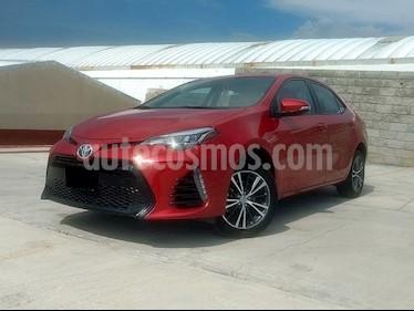 Foto venta Auto usado Toyota Corolla SE (2018) color Rojo precio $295,000