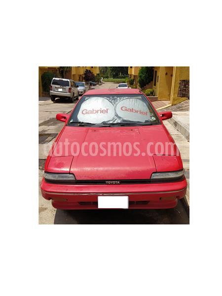Toyota Corolla Xli Sinc. 1.6 usado (1989) color Rojo precio u$s800