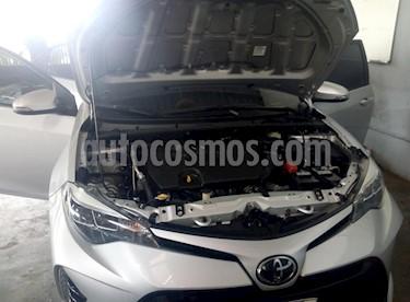 Toyota Corolla 1.8 AT usado (2017) color Gris precio BoF27.000