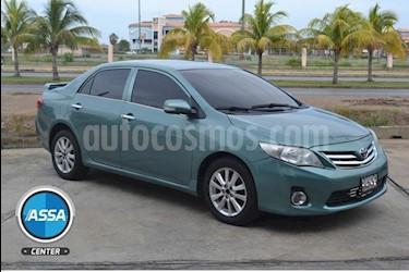 foto Toyota Corolla GLi 1.8L Aut usado (2009) color Verde Océano precio u$s1