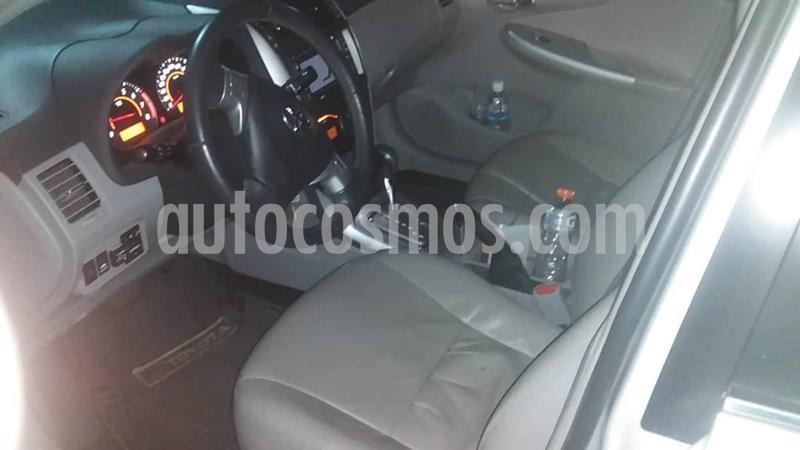 Toyota Corolla GLi 1.8L Aut usado (2011) color Plata precio BoF12.500