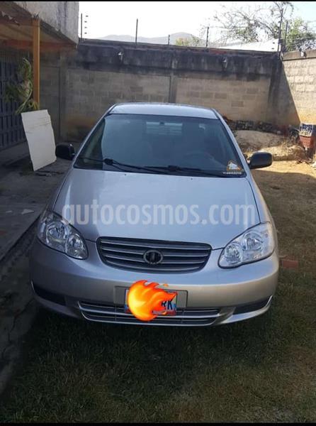 Toyota Corolla XLI 1.6 usado (2004) color Gris precio u$s123.456.789