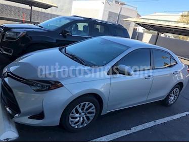 Toyota Corolla 1.8 AT usado (2018) color Plata precio BoF26.450