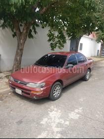 Foto venta carro usado Toyota Corolla XEi 1.8L Aut (1994) color Rojo precio u$s1.600