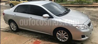 Foto venta carro usado Toyota Corolla XEi 1.8L Aut (2009) color Plata precio u$s7.200