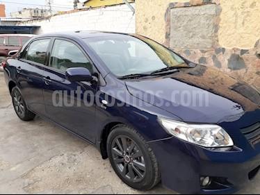 Foto venta carro usado Toyota Corolla XEi Aut (2009) color Azul precio BoF7.000