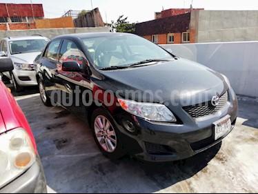 Foto venta Auto usado Toyota Corolla XLE 1.8L Aut QE (2009) color Negro precio $105,000