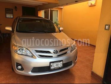 Foto Toyota Corolla XLE 1.8L Aut QE usado (2011) color Plata precio $135,000