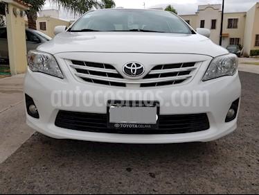 Foto Toyota Corolla XLE 1.8L Aut usado (2013) color Blanco precio $140,000