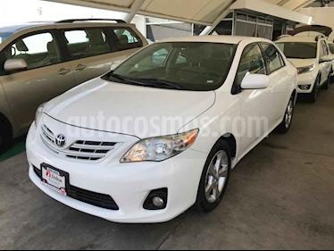 Foto venta Auto usado Toyota Corolla XLE 1.8L Aut (2013) color Blanco precio $169,000