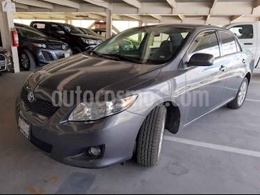 Foto venta Auto usado Toyota Corolla XLE 1.8L Aut (2010) color Gris precio $120,000