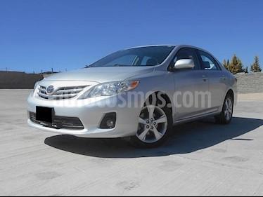 Foto venta Auto usado Toyota Corolla XLE 1.8L Aut (2013) color Plata Metalico precio $165,000